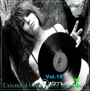 VA - Extended UltraTraxx Retro Mix Vol.18 2012