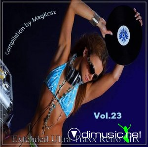 VA - Extended UltraTraxx Retro Mix Vol.23 2012