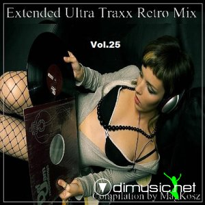 VA - Extended UltraTraxx Retro Mix Vol.25 2012