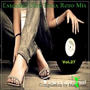 VA - Extended UltraTraxx Retro Mix Vol.27 2012