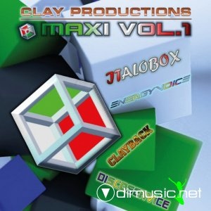Italobox / Energy Voice / Discoservice - Clay Productions Maxi Vol.1 (2014)