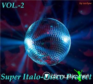 VA - Super Italo-Disco Project. Vol. 2 (2014)