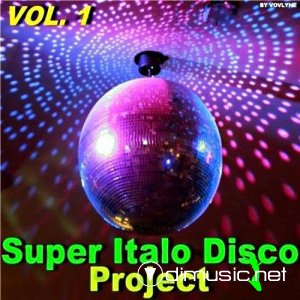 VA - Super Italo-Disco Project. Vol. 1 (2014)