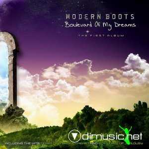 Modern Boots - Boulevard Of My Dreams (CD, Album) 2014