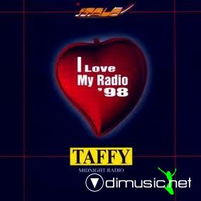 Taffy - I Love My Radio (Maxi-CD-1998)