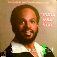 Gabriel Hardeman Delegation - Feels Like Fire (1981)
