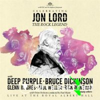 VA - Celebrating Jon Lord - The Rock Legend (2014)