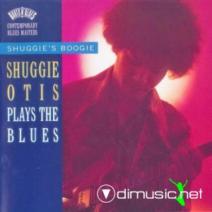 Shuggie Otis - Shuggie Otis Plays the Blues (1994)