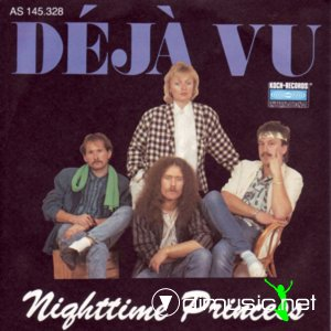 DEJAVU - NIGHT TIME PRINCESS 12 MAXI VERSION