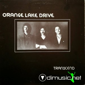 Orange Lake - Drive Transcend (1982) LP