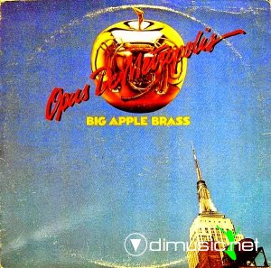 Big Apple Brass - Opus De Metropolis (1978)