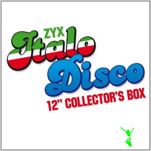 VA - ZYX Italo Disco 12 Inch Collector's Box (10xCD, Maxi-Single) 2014