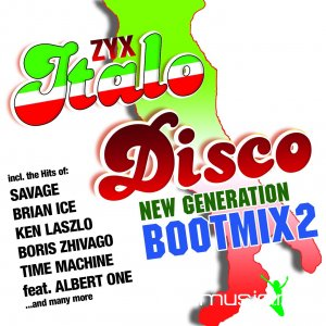 VA - ZYX Italo Disco - New Generation Bootmix 2 (CD, Compilation, Mixed) 2014