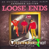 Loose Ends - A Little Spice (CD)