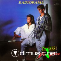 Radiorama - Desires And Vampires (1986) FLAC