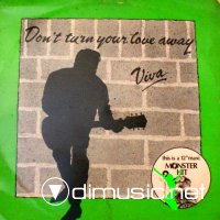 Viva - Don't Turn Your Love Away (12'' Maxi) 1985