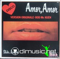 Rod McKuen - Amor, Amor - Slide... Easy In - 1977