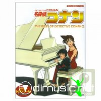 Detective Conan Theme Song Collection 2 - The Best Of Detective Conan