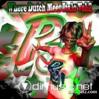Varios - R-DJ Where Dutch Meet Italo Vol.2 2005