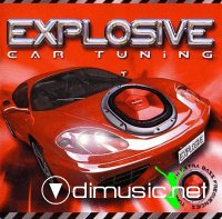 Various - Explosive Car Tuning 38 Albums