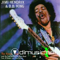 Jimi Hendrix & B.B. King - The Kings Jam (1968)