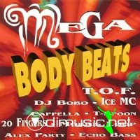 Various - Mega Body Beats 1  (1995)