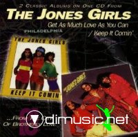 The Jones Girls - Get As Much Love As You Can Keep It Comin (2004)