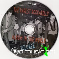 Various - The Rarest Rockabilly Album in The World Vol.1 - Vol.2