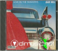 Cover Album of Dan Hill - Love In The Shadows (1983)