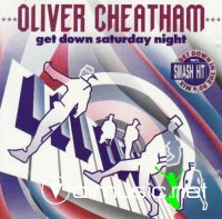 Oliver Cheatham - Get Down Saturday Night 1983 (1990)