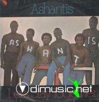 Ashantis - Let's stay together (1975)