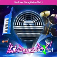 Various - Sunlover Records Compilation Vol. 1 - Italo Disco is Back! (2014)