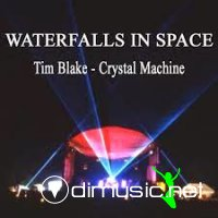 Tim Blake - Waterfalls In Space (1979, 2006 digital release)