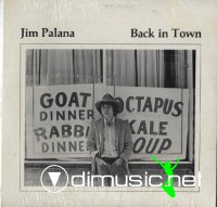 Jim Palana - Back in Town (1983)