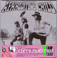 Aphrodite's Child - It's Five O' Clock (Esoteric Remaster) (1969)