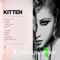 Kitten - Like a Stranger [EP] (2013)