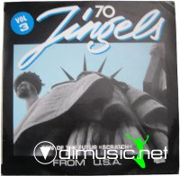 Unknown Artist - Jingles From U.S.A. - Compact Edition Vol. 3/4 - CD-Volume 2