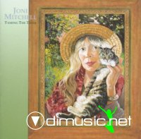 Joni Mitchell - Taming The Tiger (CD, Album)
