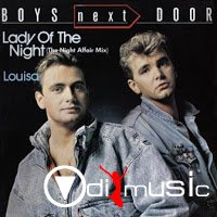Boys Next Door - Lady Of The Night (1987)