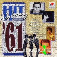 Various - Hit History ' 61 - Volume 7 (CD)(1961)
