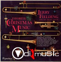 Jerry Fielding - Favorite Christmas Music