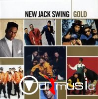 Various - New Jack Swing: Gold (CD)