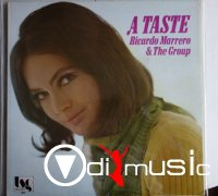 Ricardo Marrero & The Group - A Taste (Vinyl, LP) 1976