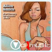 Alice Smith - For Lovers, Dreamers & Me (CD, Album)