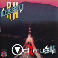 Restless Heart - Wheels (Vinyl, LP, Album)