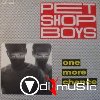 Pet Shop Boys - One More Chance (Maxi Single)