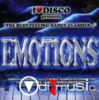 Various - I Love Disco - Emotions
