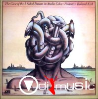 Roland Kirk - The Case of the 3 Sided Dream in Audio Color (1975)