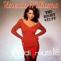 Vanessa Williams - The Right Stuff (U.S. Promo CDM)