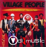 Village People - San Francisco 77 / Macho Man 78